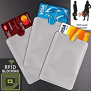 Cuir Mince Pack de Cartes m/émoire contextuelle Cuir Minimaliste Titulaire de la Carte de cr/édit Vodabang pour Hommes avec Blocage RFID