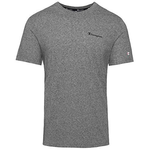 Champion Camiseta de cuello redondo para hombre