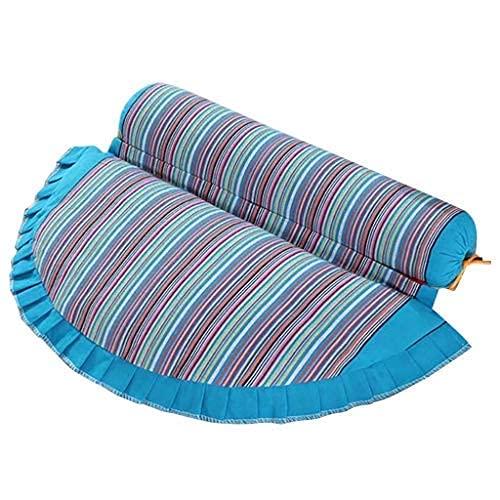YDH Almohada tapizada de ajenjo desmontable que protege la almohada del sueño del cuello, utilizada para aliviar el dolor y la almohada del sueño de la columna cervical