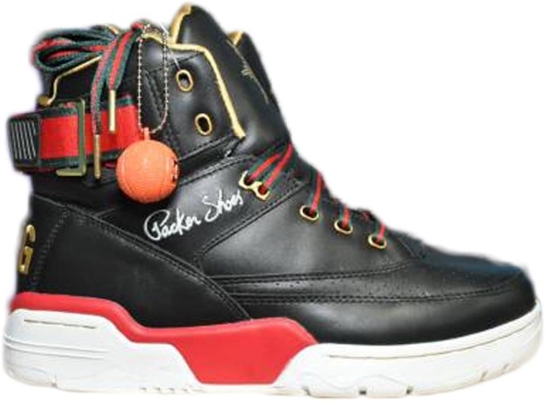 Filma herrar Ewing Ewing Ewing Aloysius HI X Packer Fabolous Athletic skor, svart läder, 7 M  försäljning online rabatt lågt pris