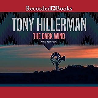 The Dark Wind audiobook cover art