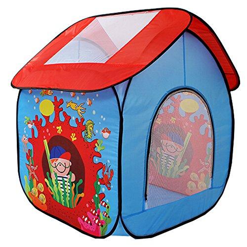 Enfants Outdoor Fun Indoor Jouer Tente Jouer maison Big Baby Tent,Fairy House Oc