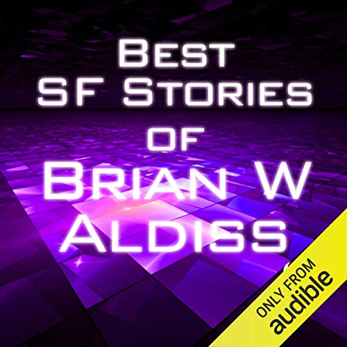 Best SF Stories of Brian W Aldiss  By  cover art