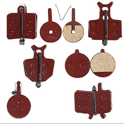 SHGUANMO BB2 Ceramics Frena BB7 BB5 BB8 M446 M335 XT 770D MT PADRAS DE Freno BICIS Pads (Color : S 15)