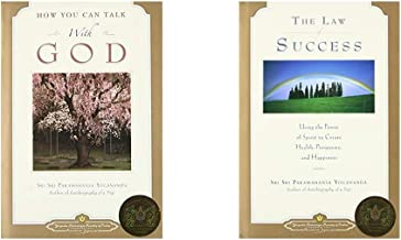 How You Can Talk with God + The Law of Success: Using the Power of Spirit to Create Health, Prosperity, and Happiness(Set ...