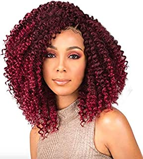 Bobbi Boss Crochet Braid - WATER CURL 10 Inch (T1B/30)