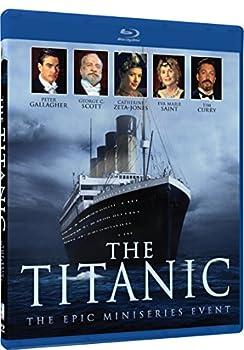 The Titanic - The Epic Mini-Series Event - Blu-ray