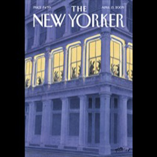 The New Yorker, April 13th, 2009 (Jane Mayer, Jon Lee Anderson, Jill Lepore) audiobook cover art
