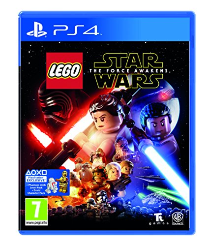 Lego Star Wars: The Force Awakens - Playstation Exclusive Ps4- Playstation 4