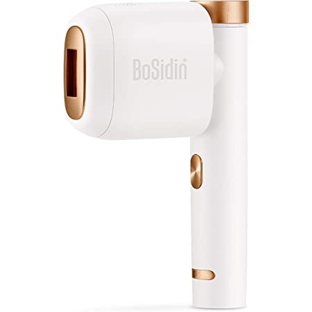 BoSidin レーザー脱毛器 家庭用 光エステ 全身 メンズ レディース 光エステ 永久脱毛器