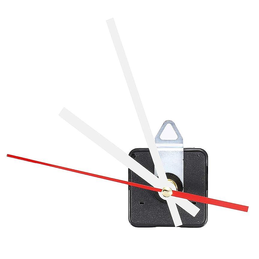 好色な批評気体のQueenwind DIY クォーツ時計の動きのメカニズムサイレントモジュールキット時間分セカンドハンド