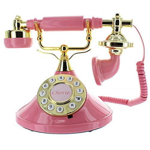 Mybelle Cherie Deluxe Telefon (Vintage Rose Pink)