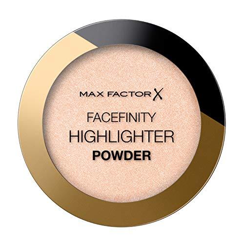 Max Factor Facefinity Highlighter - Polvos Iluminadores (Tono 01) 40 g
