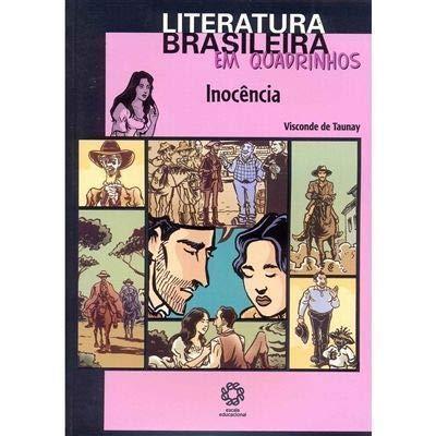 Literatura Brasileira Em Quadrinhos - Inocencia