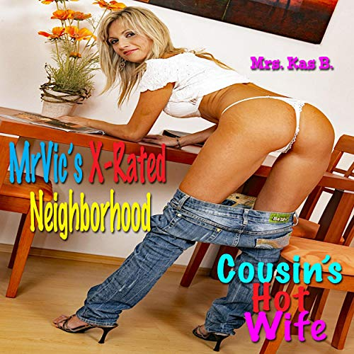 Cousin's Hot Wife cover art