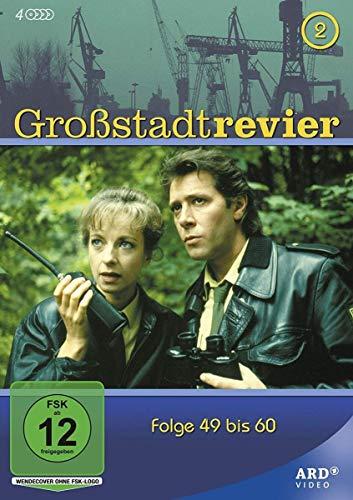 Großstadtrevier - Box 2 (Folge 49-60) [4 DVDs]