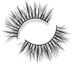 Lilly Lashes Lite Mink Goddess | False Eyelashes | Natural Look and Feel | Mink | Stackable & Reusable | Non-Magnetic | 100% Handmade & Cruelty-Free