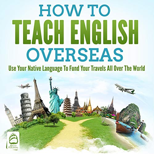 How to Teach English Overseas audiobook cover art
