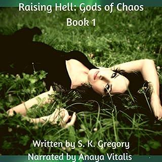 Raising Hell audiobook cover art