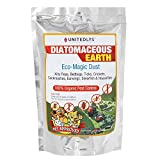 Unitedlys® Diatomaceous Earth Effective Organic Eco Friendly Safe Pest Control for Garden (800...