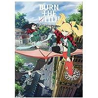 Burn the Witch アニメポスター家の装飾壁アートキャンバス絵画キャンバスに印刷アートワーク -50x70cmフレームなし