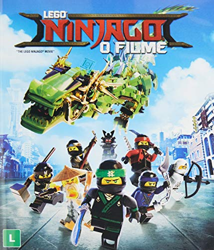 Lego Ninjago: O Filme [Blu-ray]