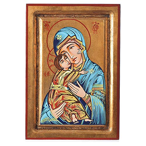 Holyart Ícono Virgen de Vladimir de la Ternura