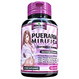 Best Pueraria Mirificas - Max Strength Pueraria Mirifica 5000mg - Breast Growth Review