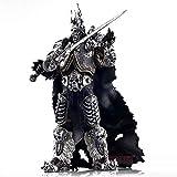 Haoli-dongman World of Warcraft Héros de la tempête - Série Figurine Arthas (17 Pouces)
