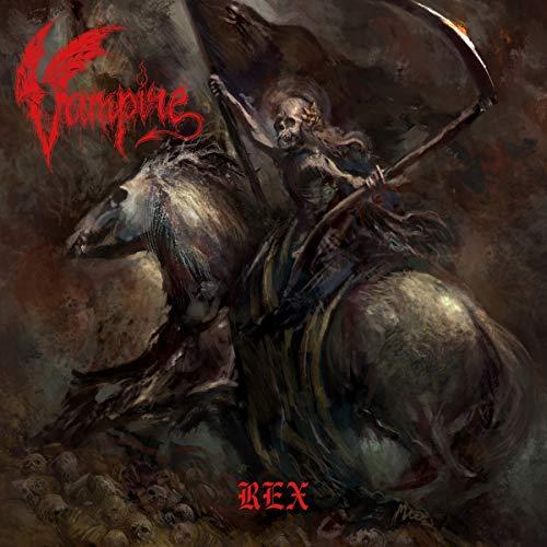 Vampire: Rex (Special Edition CD Digipak) (Audio CD (Special Edition))