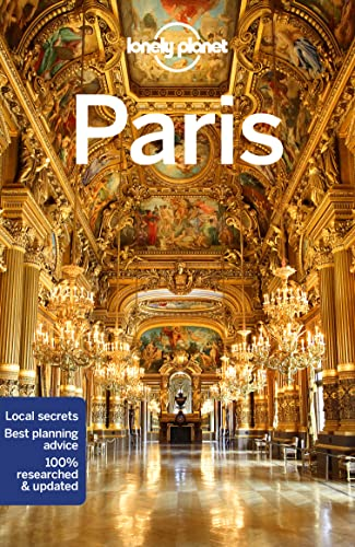 Lonely Planet Paris 13 (Travel Guide)