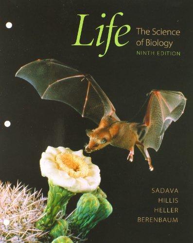 Life: The Science of Biology (Loose Leaf) w/BioPortal featuring Prep-U