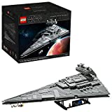 LEGO Star Wars Darth Vader\s Castle 75251 Building Kit Includes TIE Fighter, Darth Vader Minifigures, Bacta Tank and More (1,060 Pieces) - (Amazon Exclusive)