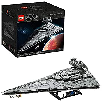 LEGO Star Wars  A New Hope Imperial Star Destroyer 75252 Building Kit  4,784 Pieces