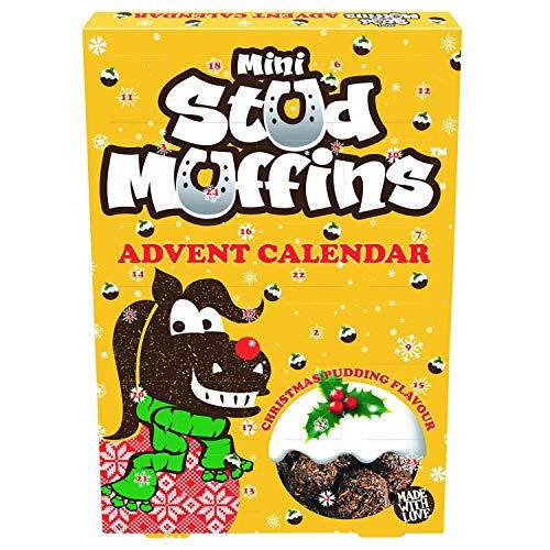 Stud Muffins Mini Adventkalender (Einheitsgröße) (kann variieren)