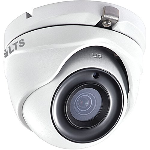 LTS CMHT1322W-28 HD TVI 2.1MP 1080P 2.8mm Wide Angle Lens 2 Matrix IR 65ft Turret Dome Camera
