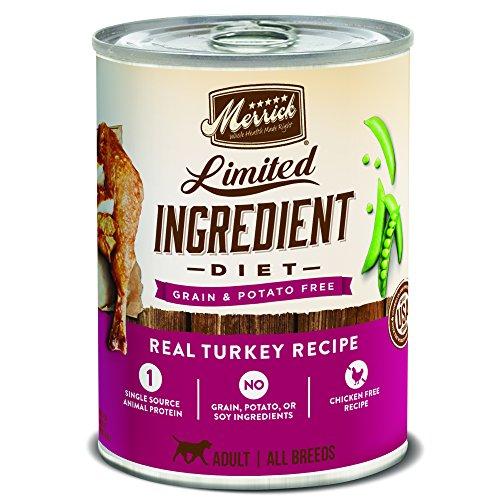 Merrick Grain Free Limited Ingredient Diet Wet Dog Food