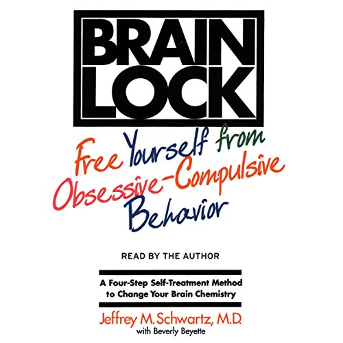 Brain Lock audiobook cover art