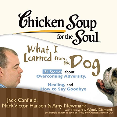 Chicken Soup for the Soul: What I Learned from the Dog - 34 Stories about Overcoming Adversity, Healing, Saying Goodbye cover art