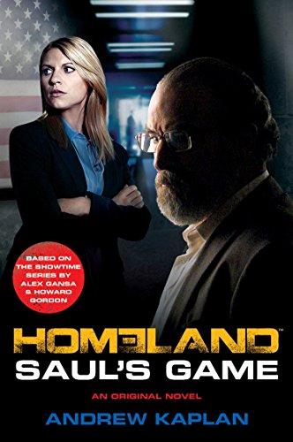 Homeland: Saul's Game (English Edition)
