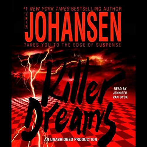 Killer Dreams audiobook cover art