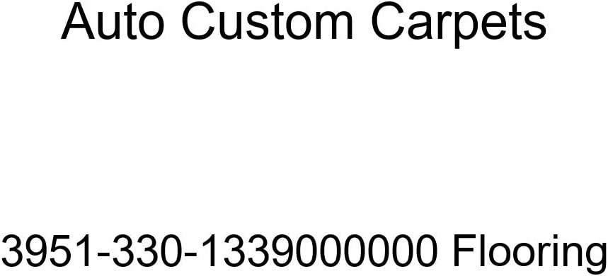 Auto Now on sale Custom Carpets Flooring 3951-330-1339000000 NEW