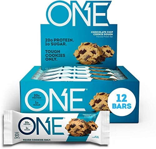 Up to 30% off healthy snacks from One protein bars, Skinny Pop and more