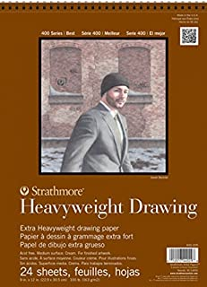 Best strathmore heavyweight drawing paper Reviews