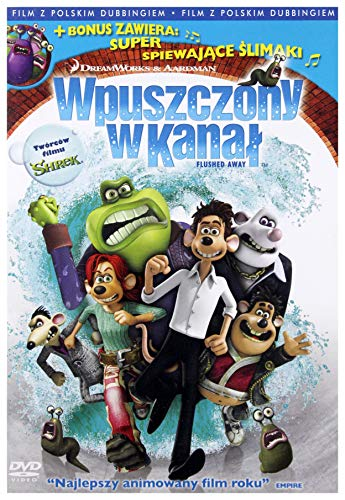 Flushed Away [DVD] (IMPORT) (Nessuna versione italiana)