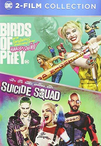 Birds of Prey/Suicide Squad (2 Pack Bundle) (DVD)