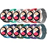 EverAct Compatible Bands for Samsung Galaxy Watch Active/Active 2...