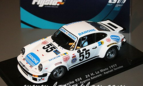 FLY SLOT - Scalextric Slot flyslot 044102 Compatible 934 24h le Mans 1977
