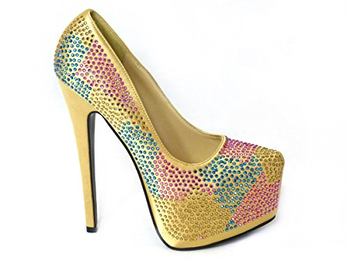 Zapatos de tacón alto para mujer, para fiesta, fiesta, boda, novia, tacón...