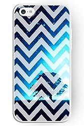iPhone 5C Case Design -- Blue Starry Night